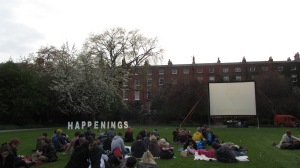 The Big Lebowski Fitzwilliam Square
